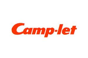 Camp-let logo