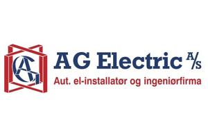 AG Electric logo