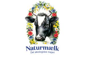 Naturmælk logo